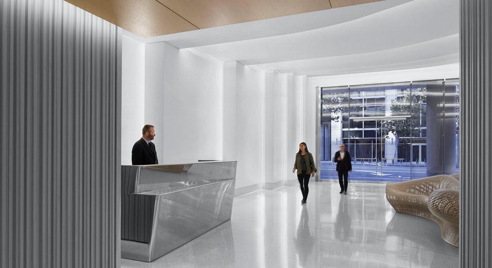 301 HOWARD STREET,    Interior Design: Huntsman Architectural Group