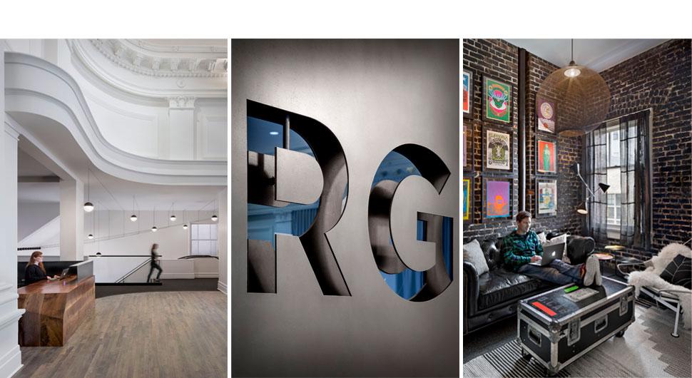 ARGONAUT,    Interior Design: Huntsman Architectural Group