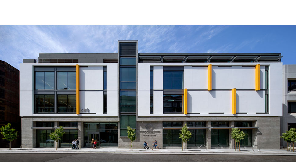 BOYS AND GIRLS CLUB OF SAN FRANCISCO AND DON FISHER CLUBHOUSE,    Architect: TEF Design