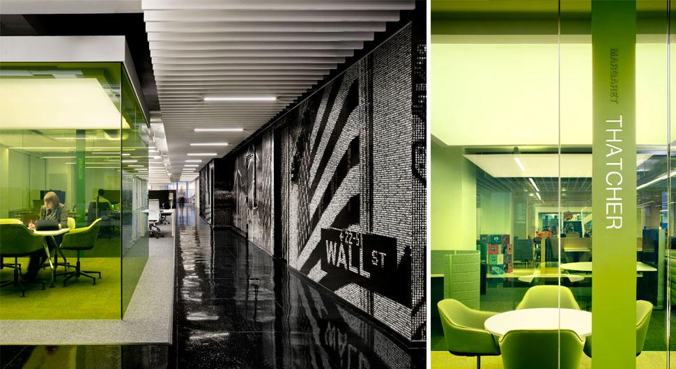 GLG,    Environmental Design: EGG Office