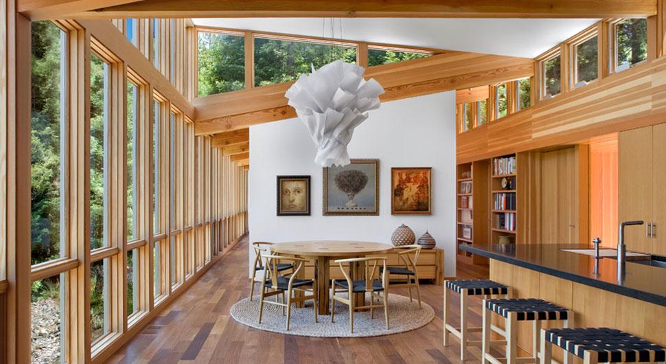 OCCIDENTAL RESIDENCE,    Architect: Turnbull Griffin Haesloop