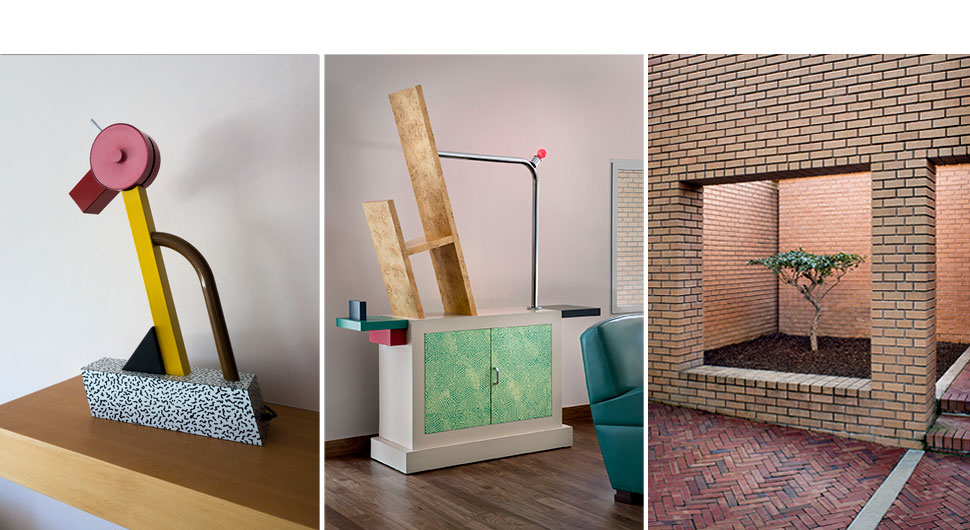 KELLEY RESIDENCE,        Architectural: Ettore Sottsass
