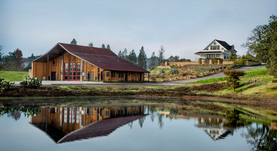 KISTLER VINEYARDS,    Architects: Architectural Resources Group