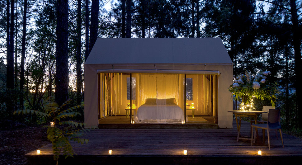 COYOTE CAMP SONOMA,     Architects: Turnbull Griffin Haesloop