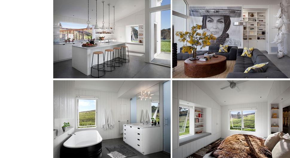 HUPOMONE RANCH,    Architect: Turnbull Griffin Haesloop