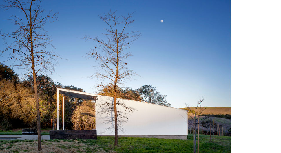 HUPOMONE RANCH,    Architect: Turnbull Griffin Haesloop