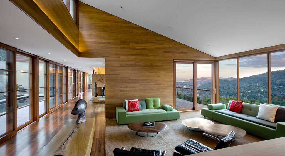 KENT WOODLANDS RESIDENCE,    Architect: Turnbull Griffin Haesloop