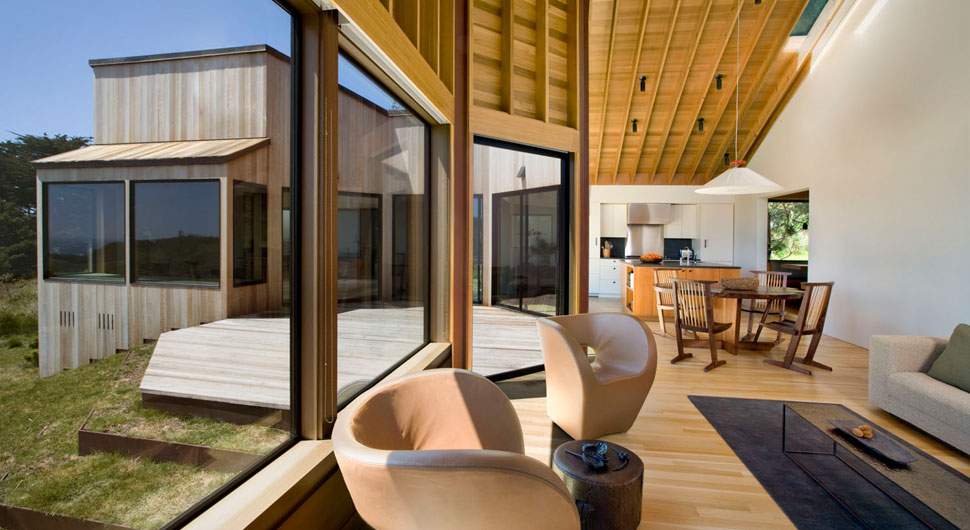 SEA RANCH RESIDENCE, Architect:Turnbull Griffin Haesloop Architects